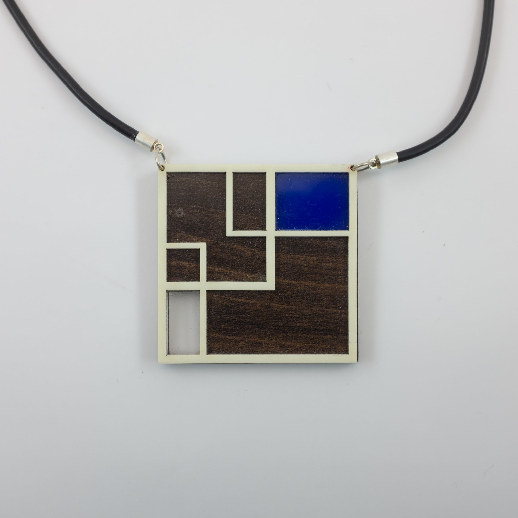 Milan Heger- Mixed Media Pendant
