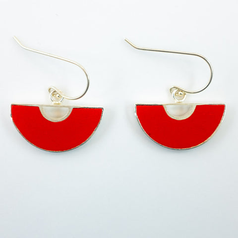 Tegan Wallace- Arc Earrings