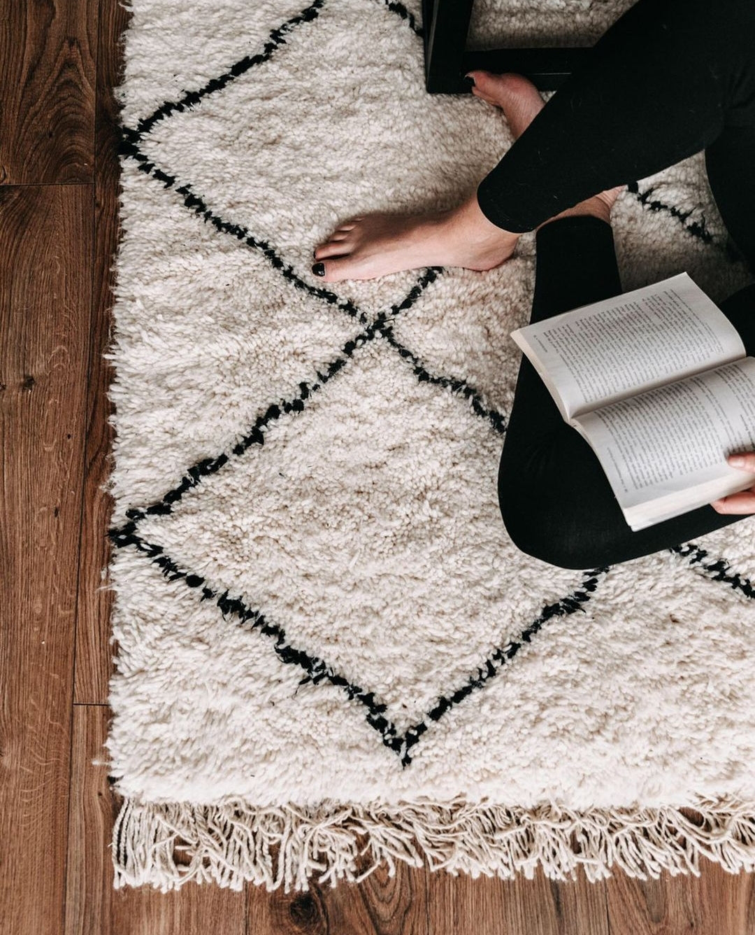 Why buy a handmade Moroccan rug?