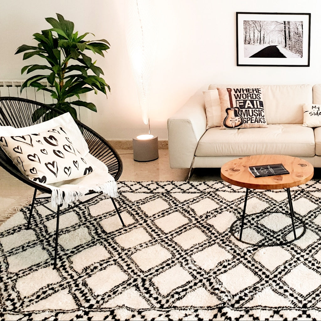 The Berber Moroccan Rug – More Than a Home Decor Trend