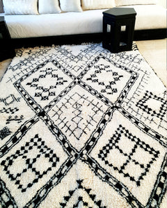 Beni Ourain rug UK