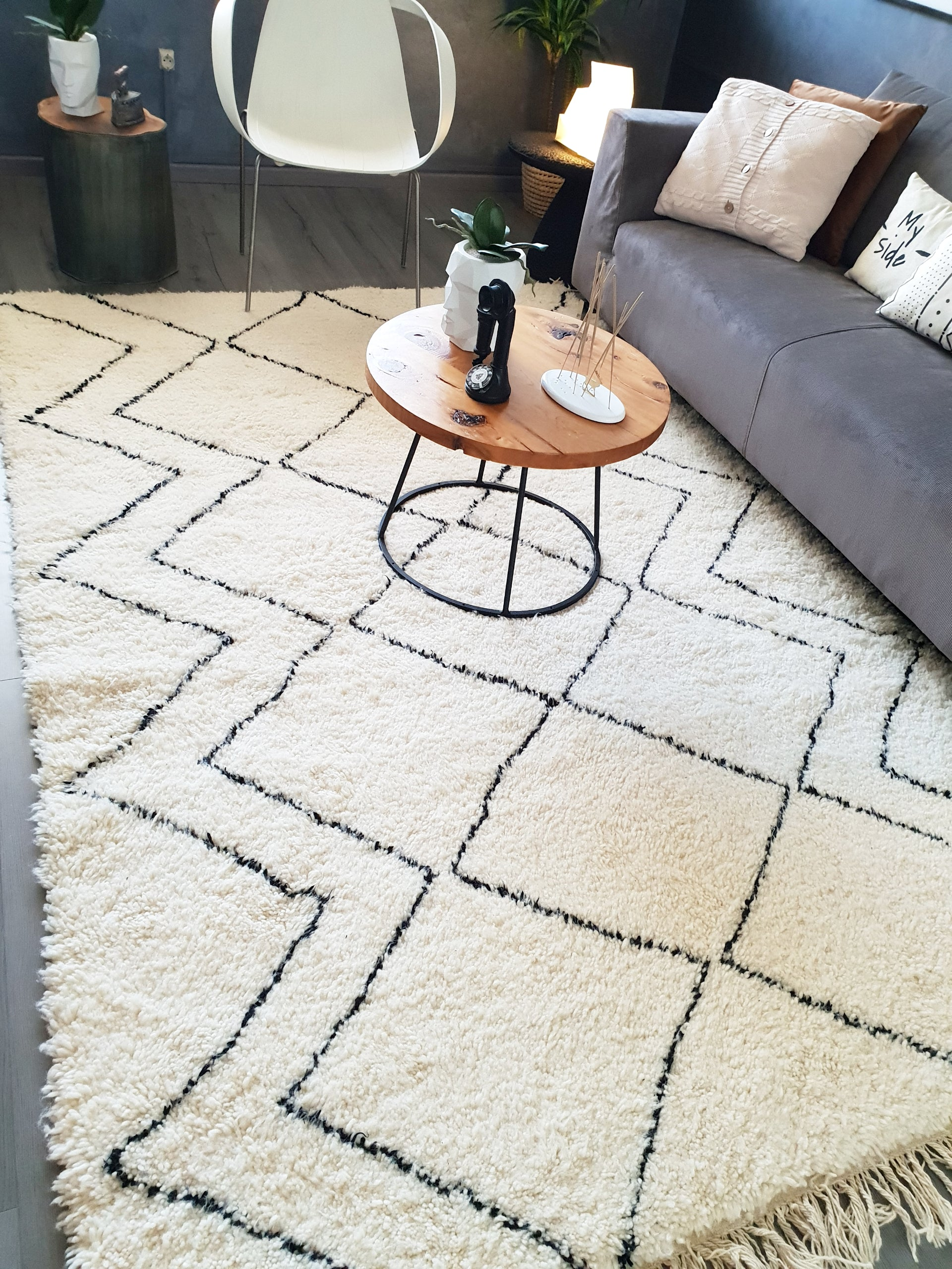 Buy Beni Ourain rug UK