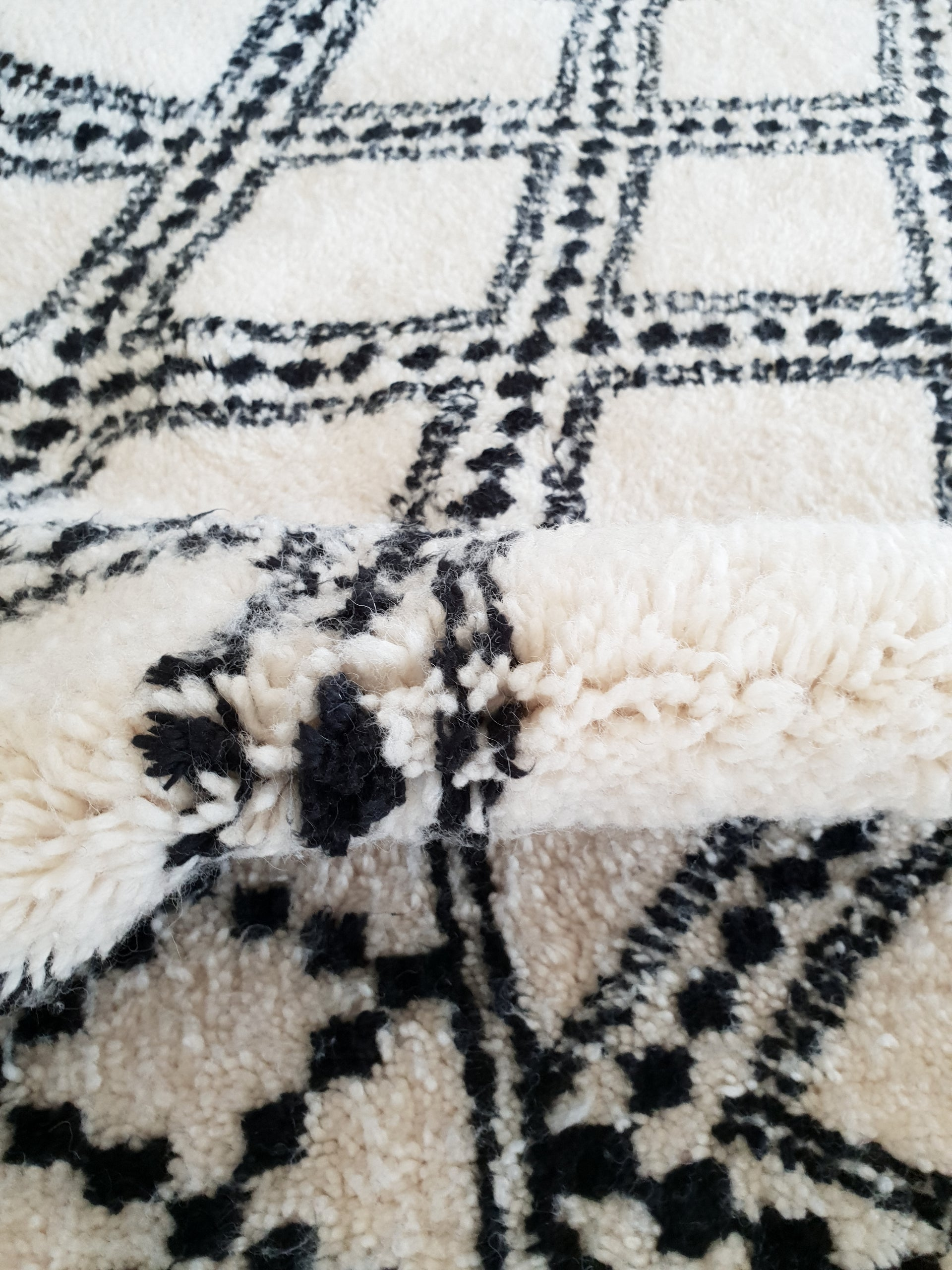 Beni Ourain rug for sale