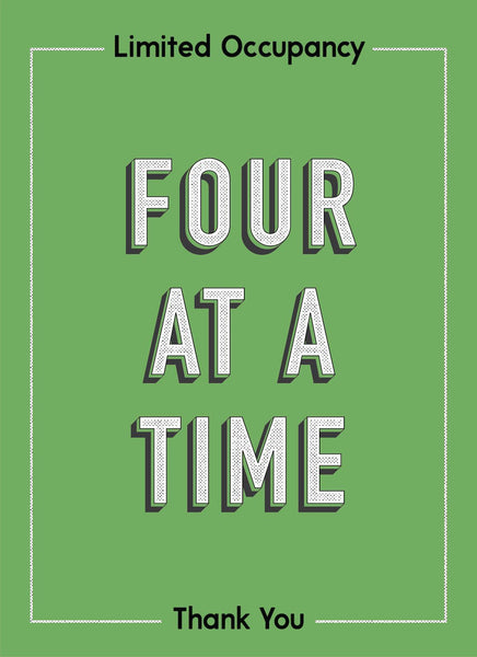 4 At A Time-Poster-indiesigns
