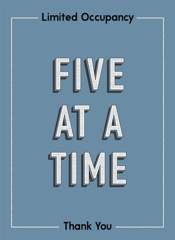 5 At A Time-Poster-indiesigns
