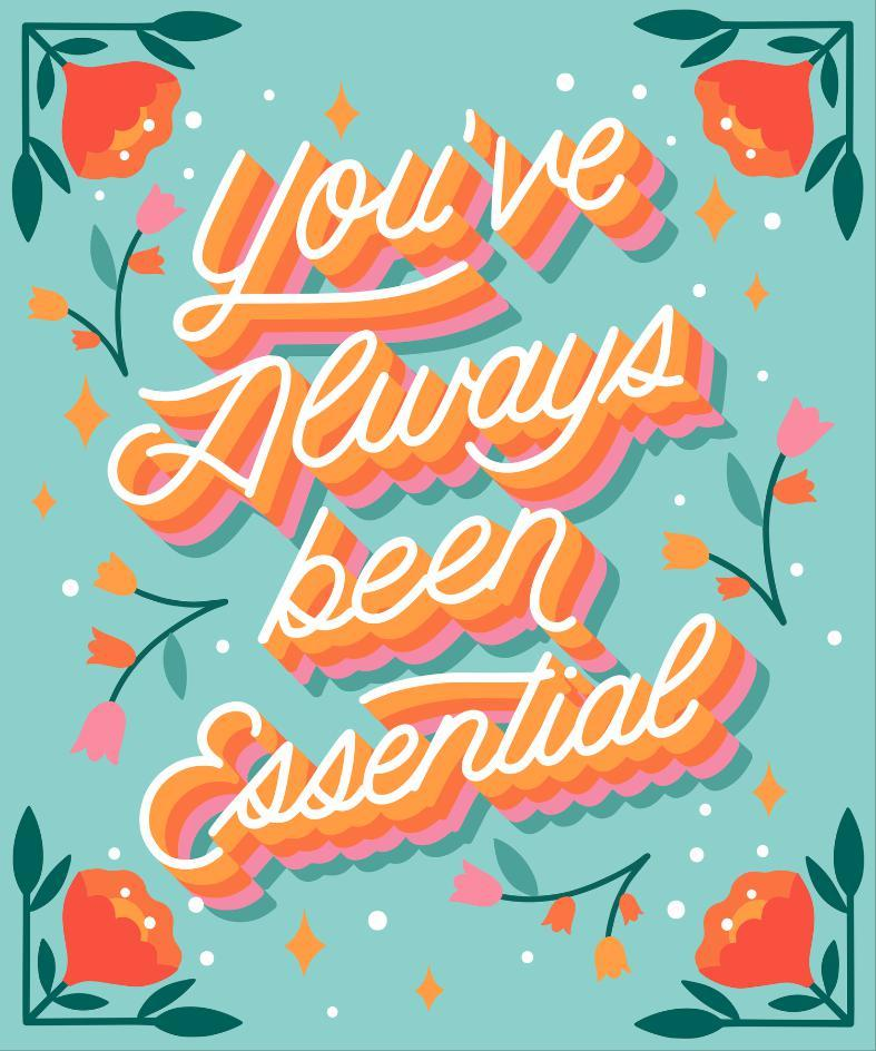 Always Essential by Steffi Lynn