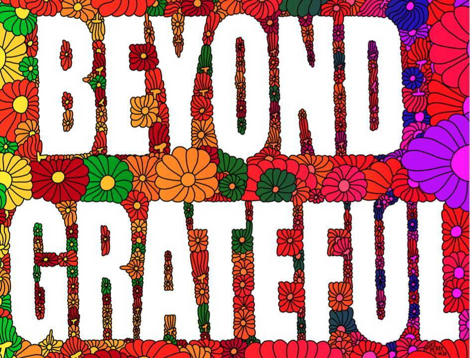 Beyond Grateful by Mike Perry