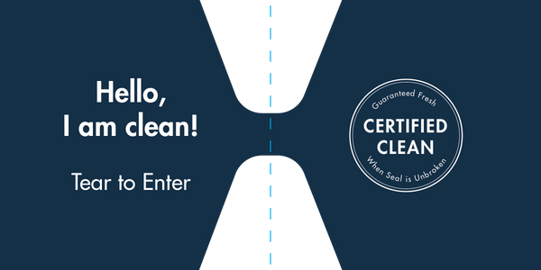 CleanSeal Sticker - Custom-Sticker-indiesigns