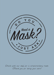 Do You Need A Mask?-Poster-indiesigns