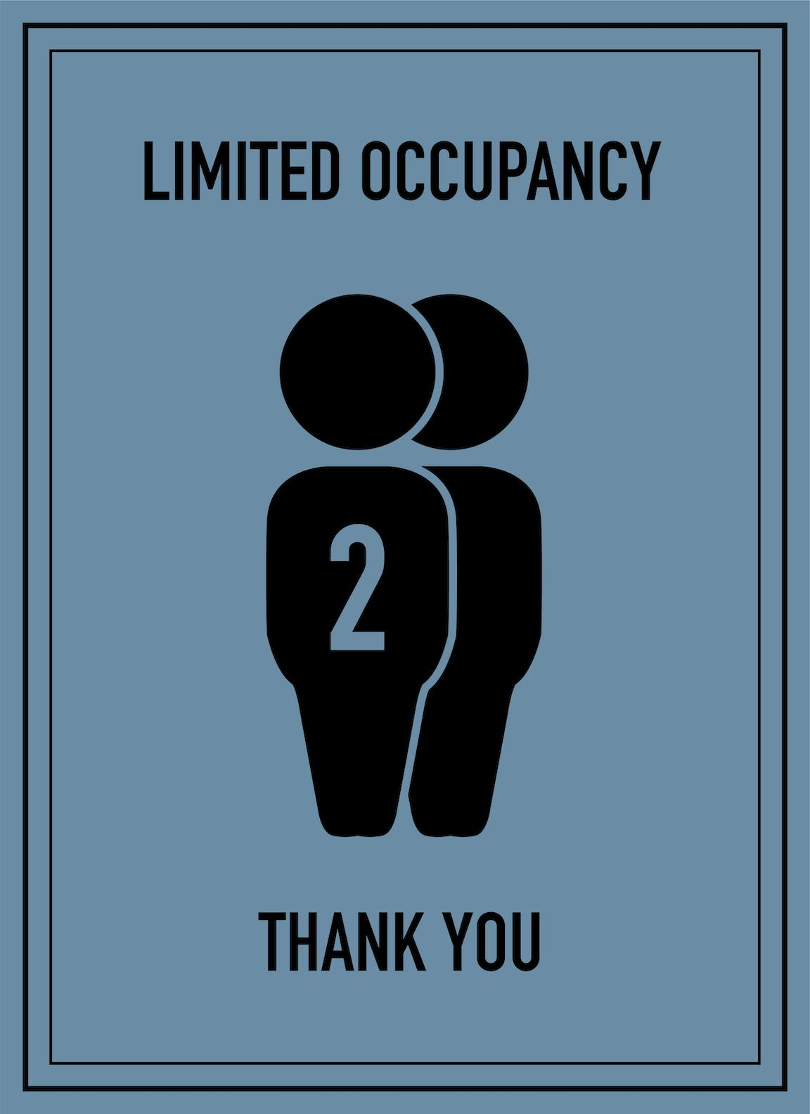 Limited Occupancy of 2-Poster-indiesigns