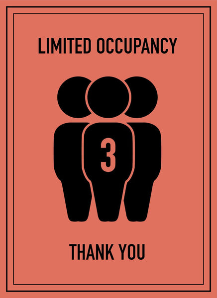 Limited Occupancy of 3-Poster-indiesigns