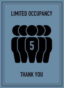 Limited Occupancy of 5-Poster-indiesigns