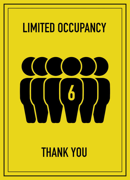 Limited Occupancy of 6-Poster-indiesigns