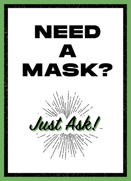 Need a Mask?-Poster-indiesigns