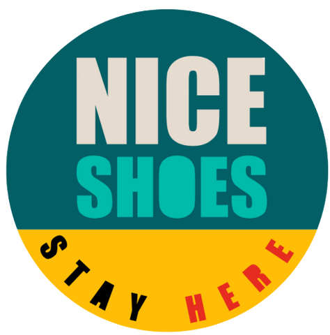 Nice Shoes Floor Decal - HGH-Floor decal-indiesigns