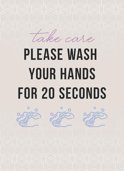Please Wash Your Hands-Poster-indiesigns