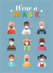 Wear A Mask-Poster-indiesigns