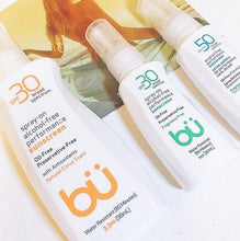 Load image into Gallery viewer, BU SPF30 Alcohol-Free Natural Citrus Scent Sunscreen (98ml)
