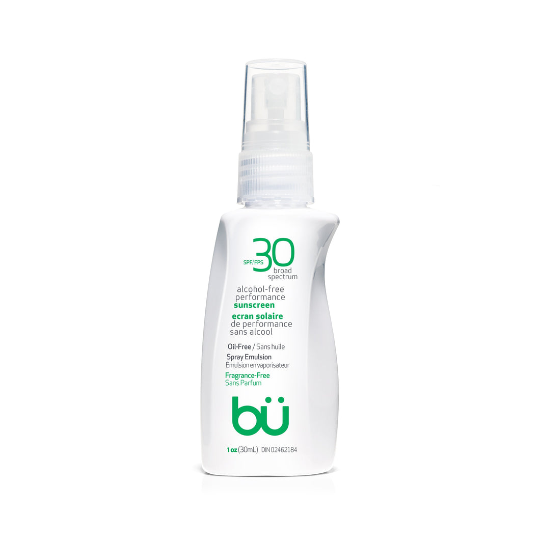 BU SPF30 Alcohol-Free Fragrance Free Sunscreen (30ml)