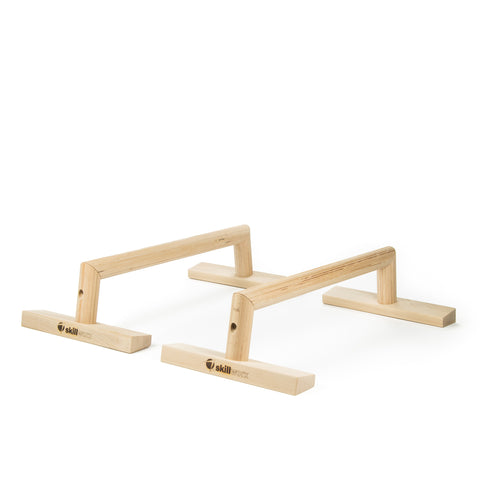 skillworx Parallettes - Raw Edition, Small