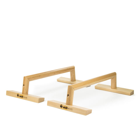 skillworx Parallettes - Lucent Edition, Small