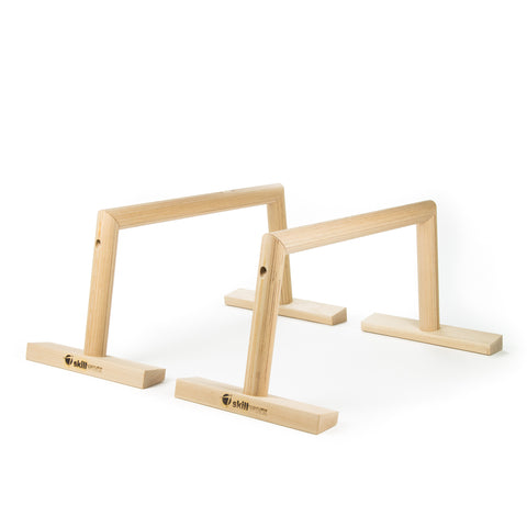 skillworx Parallettes - Raw Edition, Large