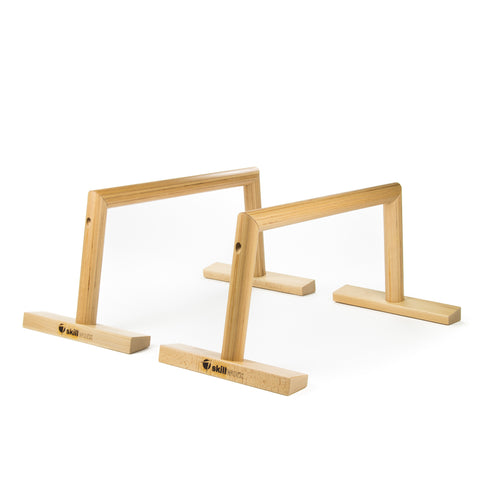 skillworx Parallettes - Lucent Edition, Large