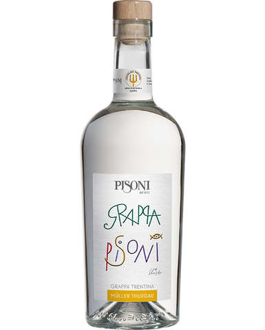 Grappa Trentina Müller Thurgau 70cl