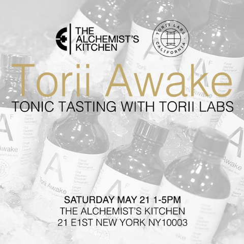 Torii Pop-Up Alchemist's Kitchen