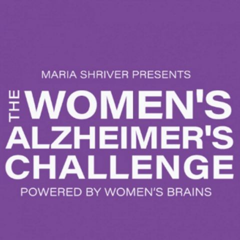 MOVE FOR MINDS event by Maria Shriver