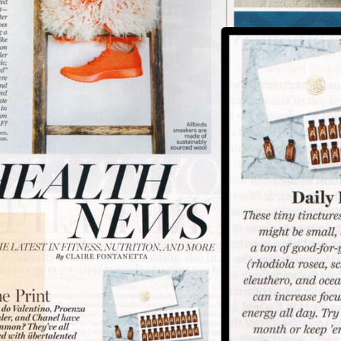 Marie-Claire: Health News