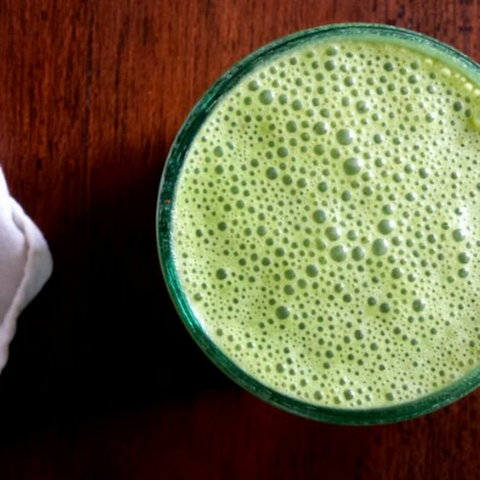 Green Re-Leaf Smoothie