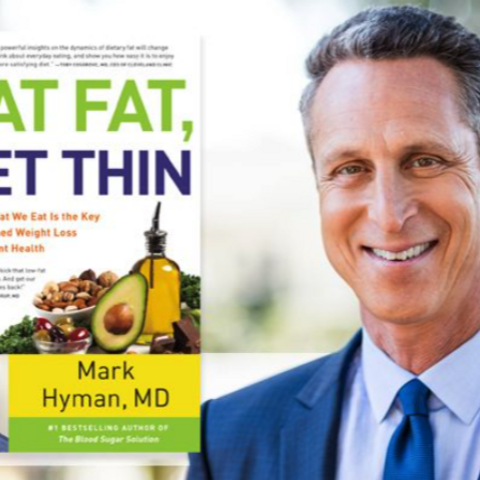 Mark Hyman Book Launch