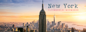 FlyingSolo - New York Fashion Week 2020