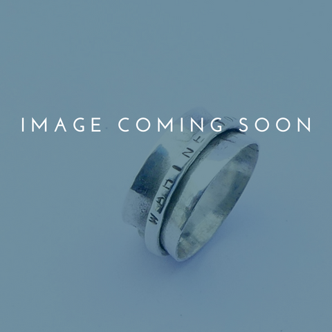 Gold Meditation Ring Single Band
