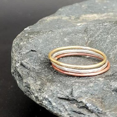 Journey Trio of Rings Gold