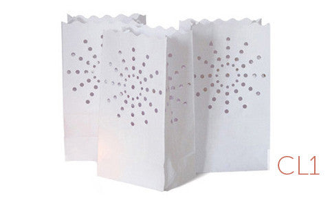 Candle Lanterns (Luminaries)