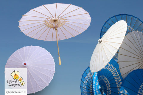 Wedding parasols / Chinese umbrellas