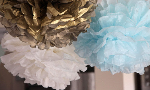 Tissue Paper Flower Pom Poms Wedding Amp Party D 233 Cor