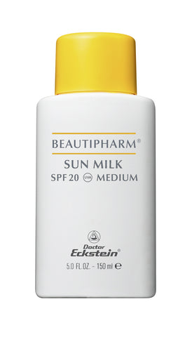 Beautipharm® Sun Milk SPF 20 Medium 150 ml
