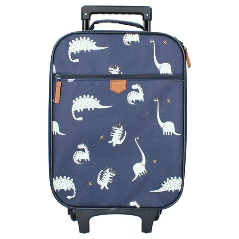 Trolley Koffer Kidzroom Cuddle Navy