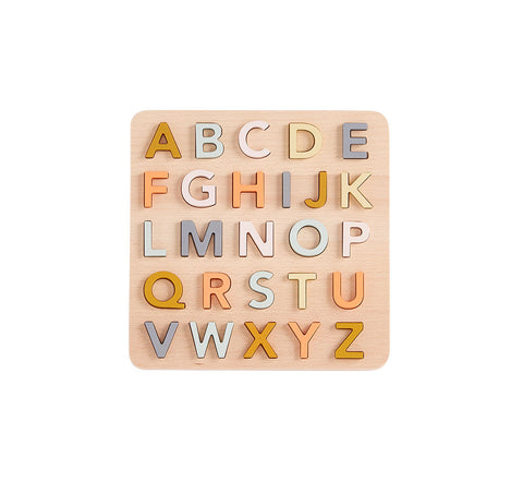 ABC puzzel - Perlafine