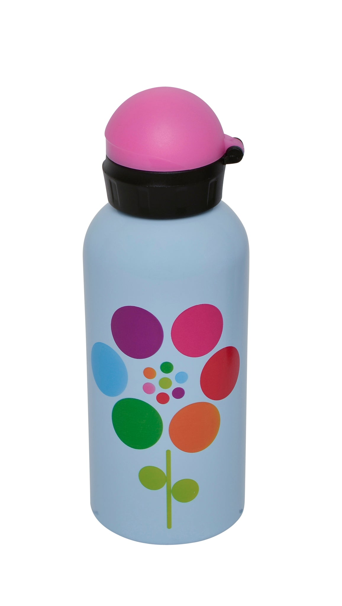 Drinkfles 400ml Bloem - Perlafine