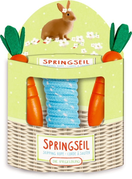 Wortel Springtouw Pasen