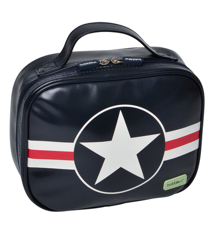Lunchbox - koeltas stars&stripes - Perlafine
