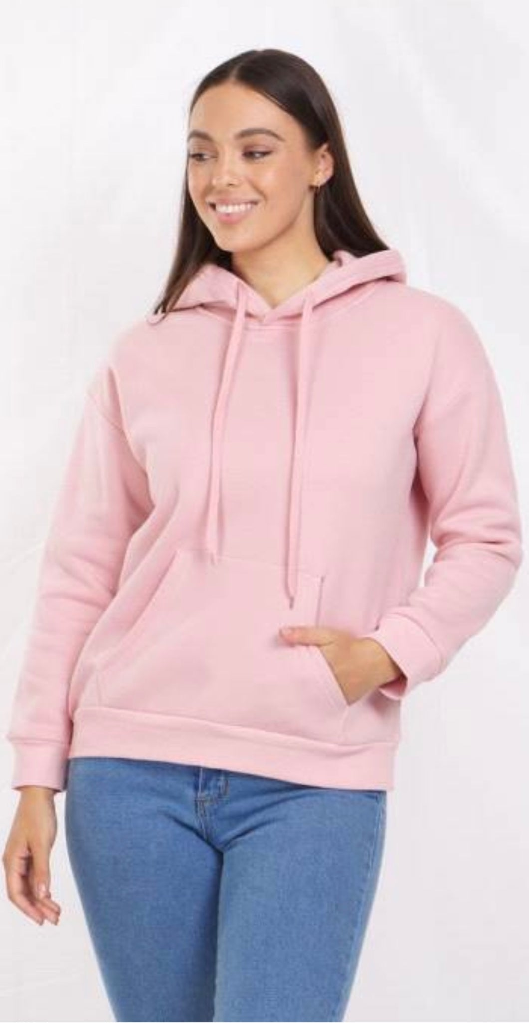 Long Sleeves Top With Hoody