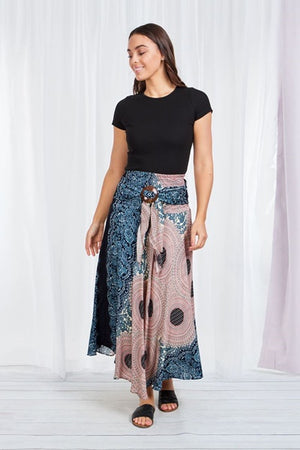 COCONUT BUCKLE SKIRT