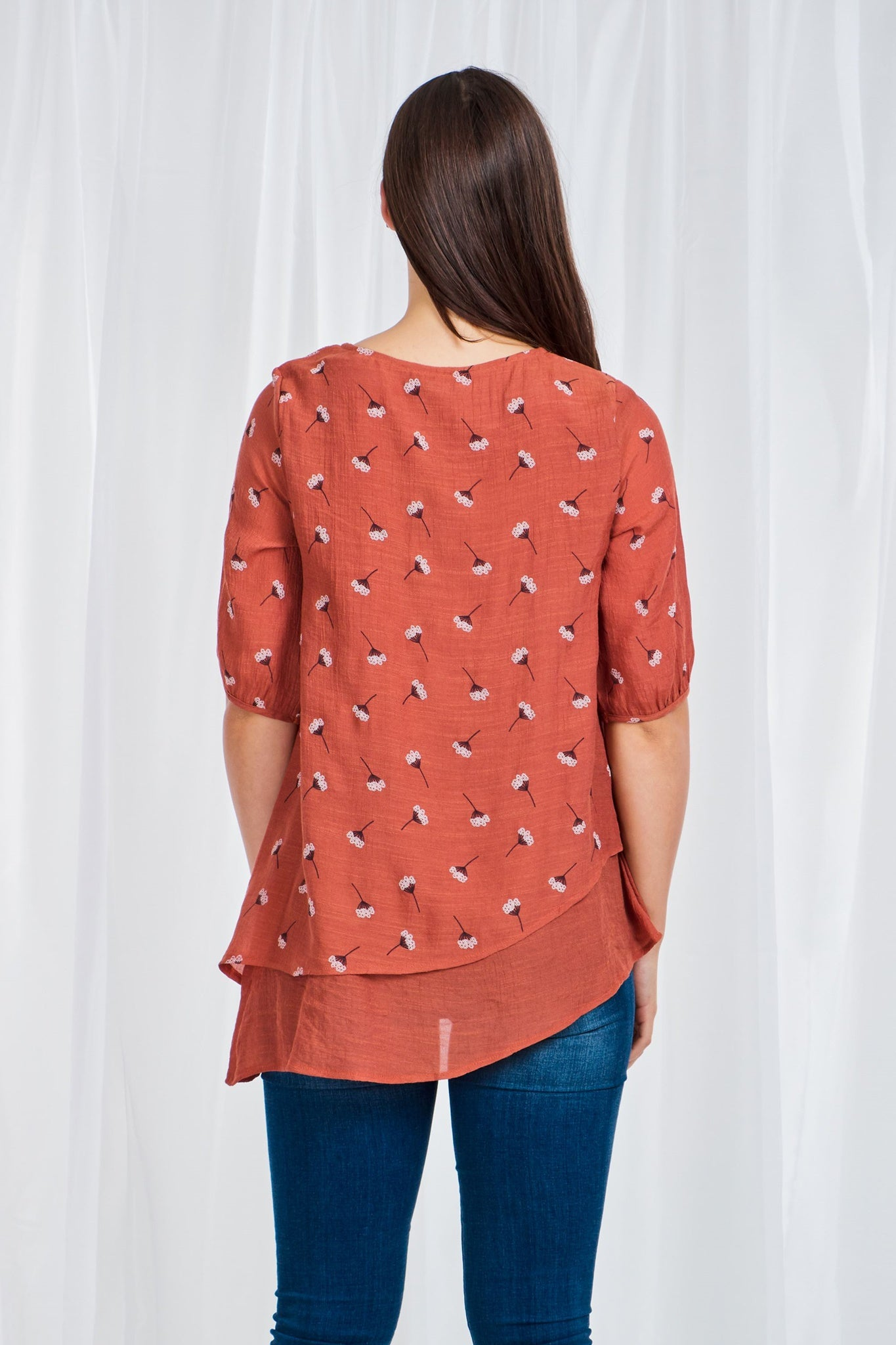 DANDELION ASYMMETRIC TOP