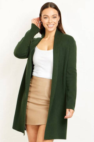 Long Sleeve Knitwear Cardigan