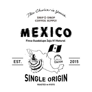 DRP SINGLE ORIGIN Mexico Finca Guadalupe Zaju H1 Natural